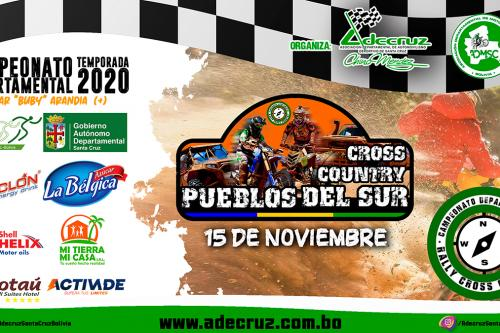 CROSS COUNTRY PUEBLOS DEL SUR 2020 - 1ERA FECHA